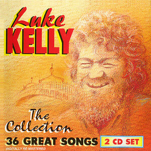 Luke Kelly - Collection (1994), CD The Dubliners FREE UK P&P