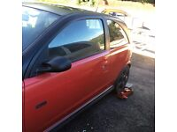 Vauxhall Corsa Sri 2004(ask for prices)