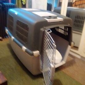 Cage for transport dog