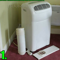 Air conditioner climatiseur, portable, portatif, vertical, AC