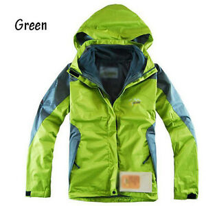 NEW Womens 3in1 Winter Ski Snowboarding Waterproof Outdoor Sports Coat Jacket