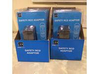 Safety rcd adaptor