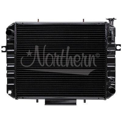 Northern 246065 Toyota 95-99 Forklift Radiator 1dz Gm4181 Engine 16410u215071