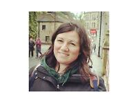 SPANISH TUTOR Melina - online SKYPE class (Nottingham, Derby, Leicester)