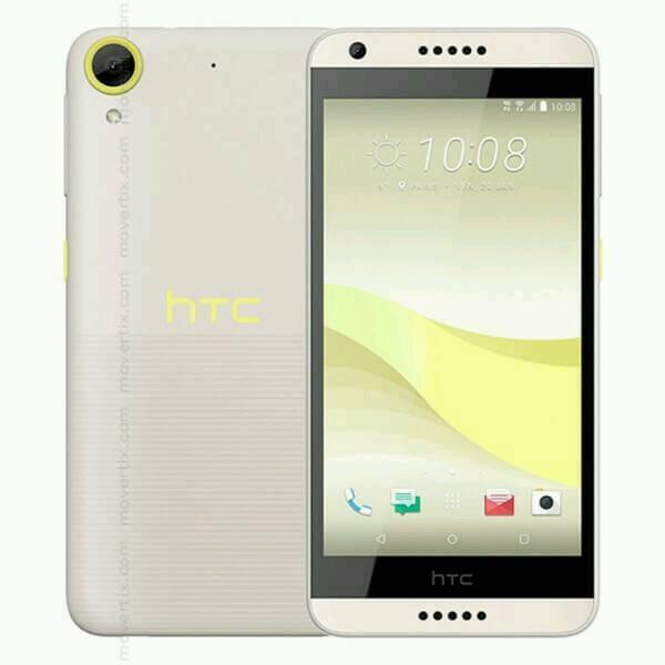 HTC desire 650 16gb white