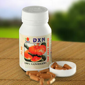 RG DXN 30 capsule 100% Ganoderma Lucidum x 270 mg fungo Reishi Gano integratori - Italia - RG DXN 30 capsule 100% Ganoderma Lucidum x 270 mg fungo Reishi Gano integratori - Italia