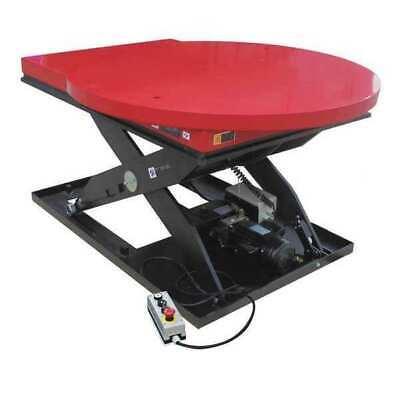Dayton 38tj92 Scissor Lift Table 2000 Lb. Cap 43w 43l