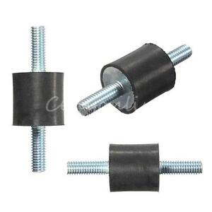 New-Threaded-Rubber-Vibration-Isolator-Mounts-1-4-20-3-4-x-3-4-M6-20-x-20mm