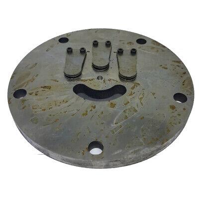 Schulz Replacement Part - High Pressure 2.12 Valve Plate - 809.1029-0 - Pump