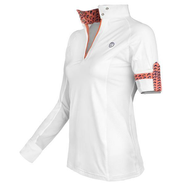 Kathryn Lily Pro Air2 Childs Show Shirt - Deco Jumper