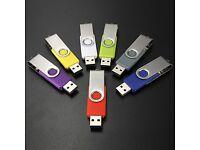 32GB memory stick random color