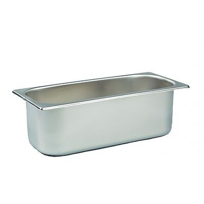5 Litre Napoli Pans -  ice cream scooping - Stainless steel - only 11.49 inc VAT