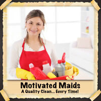 MOTIVATED MAIDS CAREERS