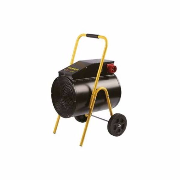 Olympus OLY-J15/3 JetHeat Industrial Electric Fan Heater With Thermostat (15kW/50000Btu) 415V~50Hz
