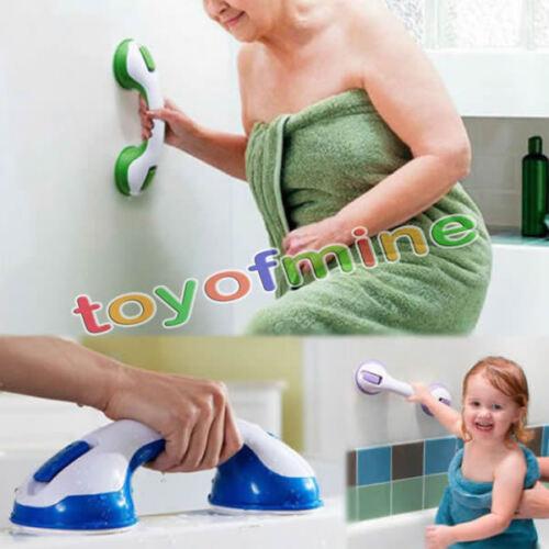 Super-Grip-Suction-Cup-Tub-Bath-Bathroom-Shower-Grab-Support-Bar-Handle-Rail