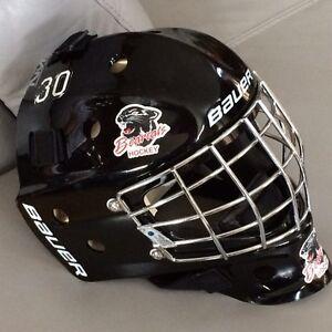 Youth Goalie Mask