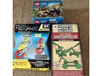 3 X Games, Lego, bionic.... Only £10 for all Three