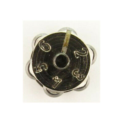 Glastar Replacement 6 Wheel Turret for Glass Strip/Circle Cutter #40320