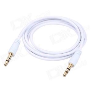 Brand new Auxiliary (AUX) cable for car audio or home stereo Kitchener / Waterloo Kitchener Area image 1