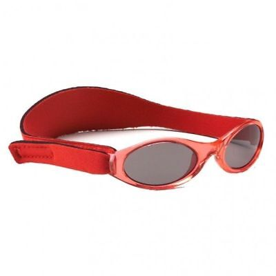 Baby Banz Adventure Sunglasses 0 - 2 Years - Red