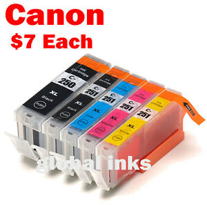 New Compatible for Canon Inkjet & Toner Cartridges