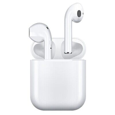 Wireless Bluetooth Earphones with Charging Case Earbuds Airbuds Earpods AirPods