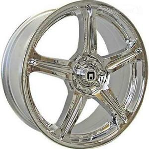 "Mags 18"" 4 trous Multi-fit Honda, VW, Nissan, Mini, etc...."