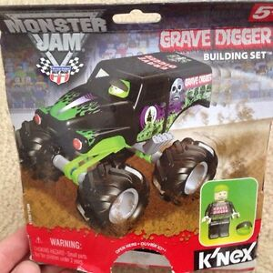 Kinex grave digger - new in box Cambridge Kitchener Area image 1