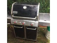 Weber USA Grill with Sear Station in great condition