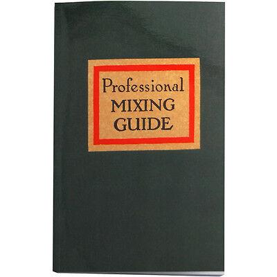 Professional Mixing Guide Cocktail Book – 1947 Angostura - Bar Pub Drink Recipes