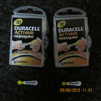 #10 hearing aid batteries