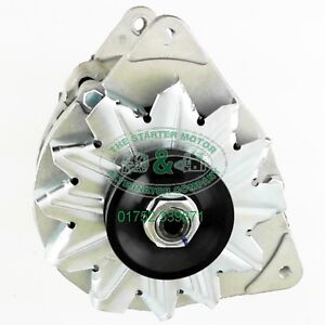 RIGHT HAND LUCAS A127 3 PIN ALTERNATOR 100-056