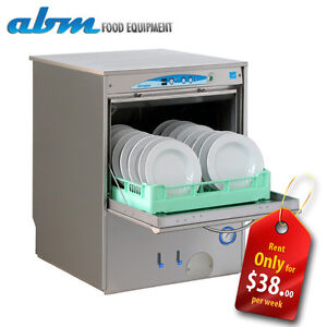 Rent-Try-Buy Lamber High Temp Undercounter Dishwasher