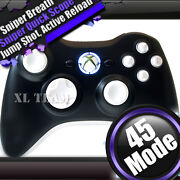 Xbox 360 Wireless Controller Modded
