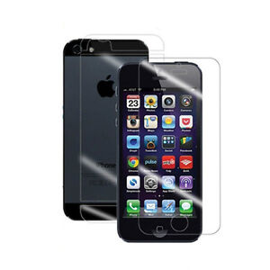 IPHONE 5, 5S, 6 & 6 PLUS CLEAR SCREEN PROTECTOR FOR FRONT & BACK Regina Regina Area image 5