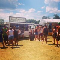 Temporary help wanted- Boots & Hearts Food vendor