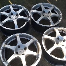 Tsw alloy wheels for sale or 1 wanted