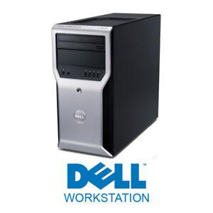 Ordinateur Dell Precision T1600 - Xeon Quad E3-1225   3.10 Ghz