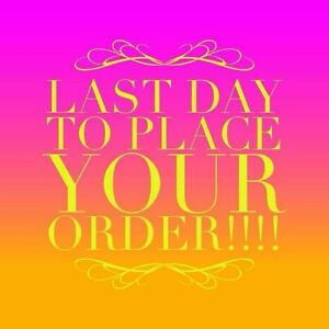 Aloette's 3 day sale ends today!!