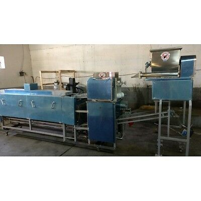 OPPORTUNITY - USED Corn Tortilla Machine and dough feeder