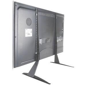 "Table top TV Mount (Foot) LED LCD PLASMA 37"" to 65"" VESA 800x400"