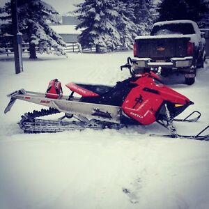 """2011 Pro RMK 800 163"""" with new motor"""