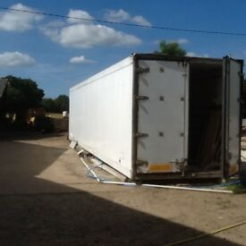 OPEN To OFFERS 40ft Insulated Commercial Container/Unit