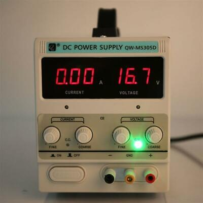 5a 30v Dc Power Supply Adjustable Led Display Digital Variable Precision For Lab