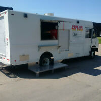 Food Truck for Sale-Fork on the Road