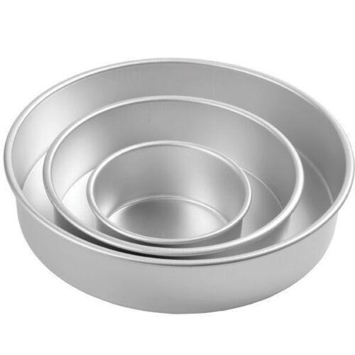 Decorator Preferred Cake Pan Set-6, 10, 14 Round
