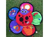 Lamaze spin and explore gym