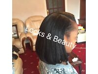 London Mobile Afro Hair Service
