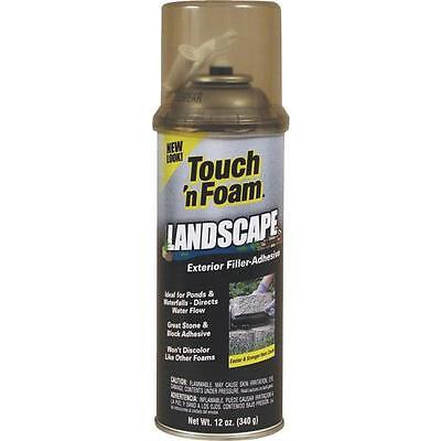 12-touch N Foam 12 Oz Landscape Repair Filler-adhesive Foam Sealant 4001141212