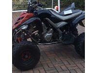 Yamaha Raptor 700RR